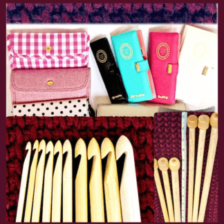 Crochet Hooks & Supplies