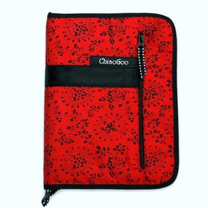 New Zippered Set of Tunisian Interchangeable Crochet Hooks by ChiaoGoo