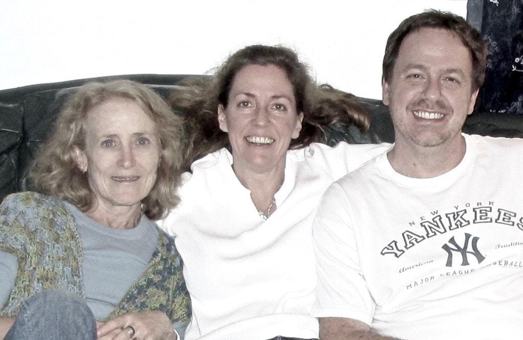 Crochet Retreat 2009 in Longboat Key, Florida: Marty Miller, Vashti Braha, Drew Emborsky