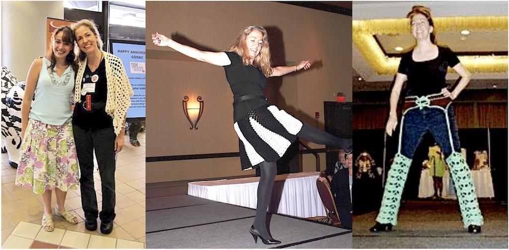 Conference shoes I've worn: Z-Coils, torture heels, sleek boots.
